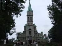 Atrakcje w Zakopanem, kościół Krupówki