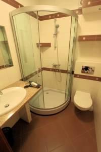 Łazienka w Willi Monia w Zakopanem